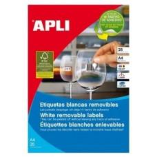 ETIQUETAS APLI A4 35.6X16.9MM