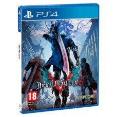 JUEGO SONY PS4 DEVIL MAY CRY 5