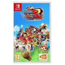 JUEGO NINTENDO SWITCH ONE PIECE UNLIMITE WORLD RED