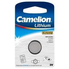 Boton Litio CR2025 3V (1 pcs) Camelion (Espera 2 dias)