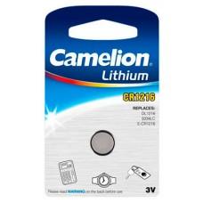 Boton Litio CR1216 3V (1 pcs) Camelion (Espera 2 dias)