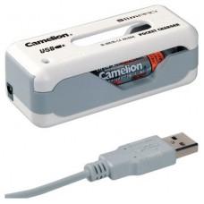Cargador USB BC-803 Camelion (Espera 2 dias)