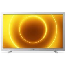 "TV PHILIPS 24PFS5525 24"" LED FHD HDMI USB PLATA"