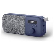 ALTAVOCES ENERGY PORTATIL FABRIC BOX RADIO NAVY 3W