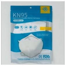 Pack de 2 mascarillas FFP2 - KN95 - Blancas -
