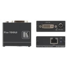 KRAMER TRANSMISOR DVI SOBRE PAR TRENZADO DGKAT™. MAX. TASA DE DATOS - 4.95GBPS (1.65GBPS POR CANAL GRAFICO) (PT-571HDCP) (Espera 4 dias)