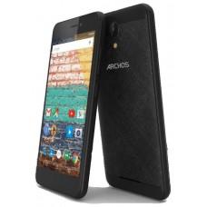 "SMARTPHONE ARCHOS A50F NEON 5"" 1GB 8GB NEGRO QUAD F2MPX T8MPX 7.0 3G"