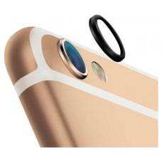Anillo Protector Camara Iphone 6 Negro (Espera 2 dias)