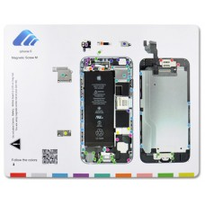 Alfombrilla Magnética Despiece Iphone 6 (Espera 2 dias)