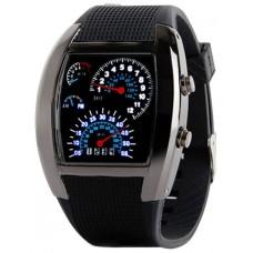 Reloj Digital Sport LED Negro (Espera 2 dias)