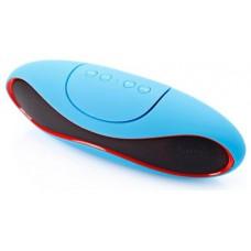 Altavoz Portátil Bluetooth Oval Azul (Espera 2 dias)