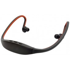 Auricular Diadema Sport MP3+Radio FM Rojo (Espera 2 dias)