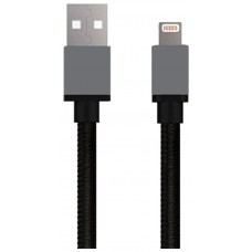 Cable USB a Lightning 8 Pines (Carga y Transferencia) Piel 1m Biwond (Espera 2 dias)