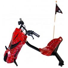 Scooter Boogie Drift 36D Litio Bluetooth 15km/h 3 Veloc. + Llave Spiderman (Espera 2 dias)