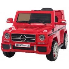 Coche Infantil Eléctrico Mercedes Benz G65 (Licencia Oficial) Rojo (Espera 2 dias)