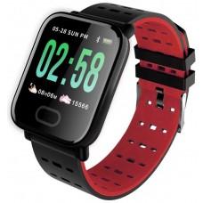Smartwatch A6 Bluetooth Rojo (Espera 2 dias)