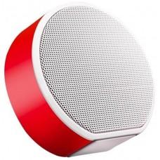 Mini Altavoz Bluetooth Inalámbrico A60 Color Rojo (Espera 2 dias)