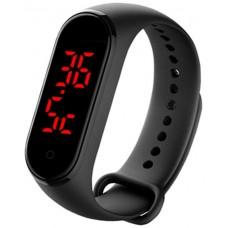 Reloj Pulsera Termómetro Negro (Espera 2 dias)
