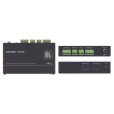 Kramer Electronics 482XL convertidor de audio Negro (Espera 4 dias)