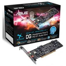 ASUS Xonar DG SI Interno 5.1 canales PCI (Espera 4 dias)