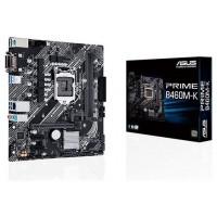 PLACA ASUS PRIME B460M-K INTEL1200 2DDR4 PCIE3.0 SATA3 (Espera 4 dias)