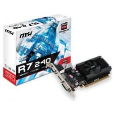 TARJETA GRAFICA MSI R7 240 1GB DDR3