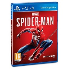 VIDEOJUEGO PARA PS4 MARVEL SPIDER-MAN (Espera 4 dias)