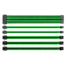 KIT EXTENSION CABLES THERMALTAKE VERDE/NEGRO