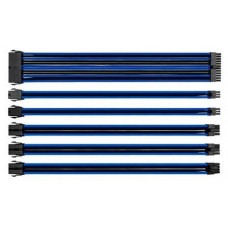 KIT EXTENSION CABLES THERMALTAKE AZUL/NEGRO