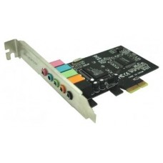 TARJETAS SONIDO APPROX PCI-E 5.1 (Espera 4 dias)
