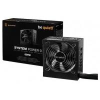 FUENTE DE ALIMENTACION ATX 600W BE QUIET! SYSTEM POWER 9 CM