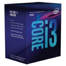 CPU INTEL i3 8100 COFFELAKE S1151