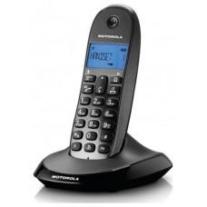 TELEFONO INALAMBRICO DECT DIGITAL MOTOROLA C1001LB+ NEGRO