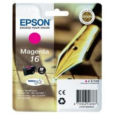 TINTA EPSON C13T16234012 Nº 16 MAGENTA (Espera 4 dias)