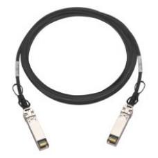 QNAP CAB-DAC30M-SFPP cable de fibra optica 3 m SFP+ Negro (Espera 4 dias)