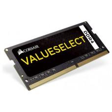 MEMORIA SODIMM DDR4  4GB PC4-17000 2133MHZ CORSAIR