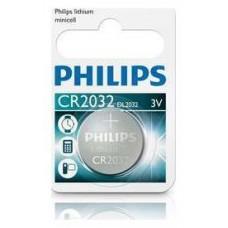 PHILIPS-PILA CR2032 01B