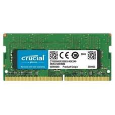 MEMORIA SODIMM DDR4  4GB PC4-19200 2400MHZ CRUCIAL