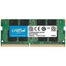 DDR4 SODIMM Crucial 4GB 2666