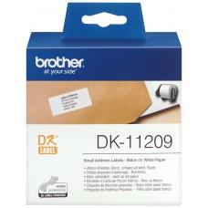 ETIQUETAS BROTHER TERM DK11209