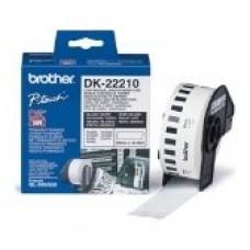ETIQUETAS BROTHER DK22210 (Espera 4 dias)