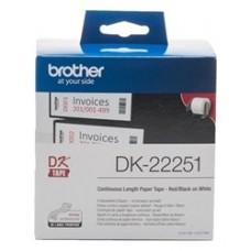 ETIQUETAS BROTHER DK22251 (Espera 4 dias)