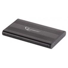 "CARCASA DISCO DURO GEMBIRD SATA USB 2.0 2,5"" NEGRO"