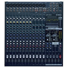 Yamaha EMX5016CF mezclador DJ 16 canales Negro (Espera 4 dias)