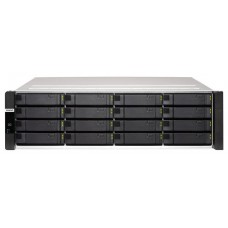 QNAP ES1686dc D-2123IT Ethernet Bastidor (3U) Negro, Gris NAS (Espera 4 dias)