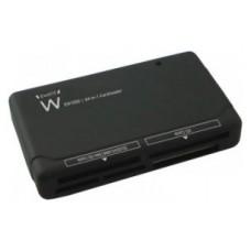 MULTILECTOR TARJETAS EWENT 64 EN 1 USB2.0 (Espera 4 dias)