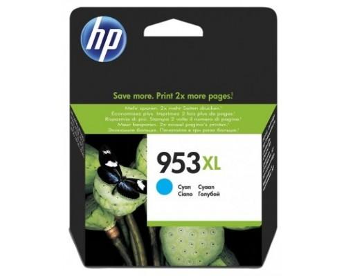 HP 953XL CARTUCHO DE TINTA HP953XL CIAN (F6U16AE) (Espera 4 dias)