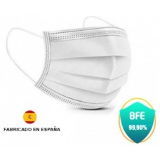 ProSafe Pack 40 Mascarillas Quirurgicas Desechables