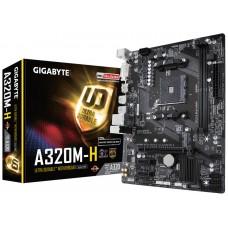 Gigabyte GA-A320M-H placa base AMD A320 Zócalo AM4 micro ATX (Espera 4 dias)