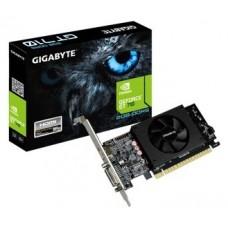 VGA GIGABYTE GT710-2GB GDDR5 1DVI 1HDMI + BRACKET LOW